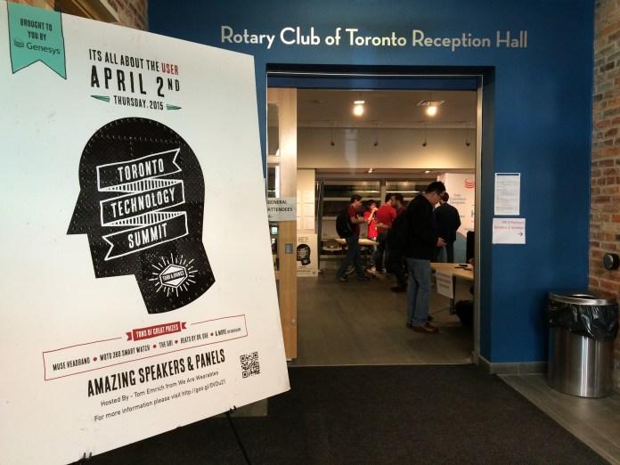 Genesys Toronto Tech Summit