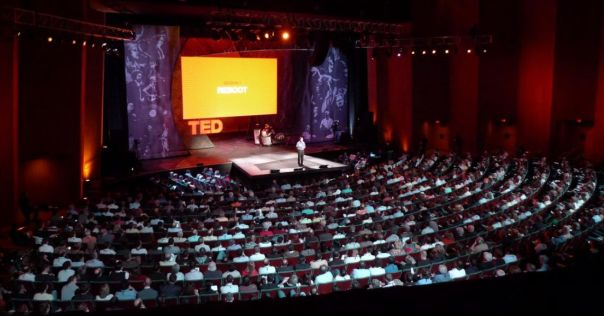 Conferencia TED