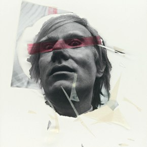 "Arnold Newman: ""Andy Warhol"", New York, 1973"