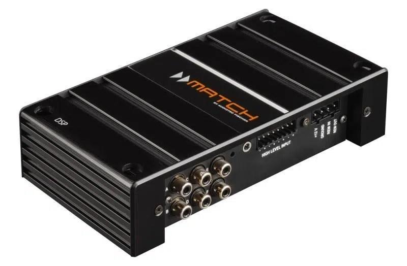 Audiotec Fischer Match DSP, Car Sound Processor Review