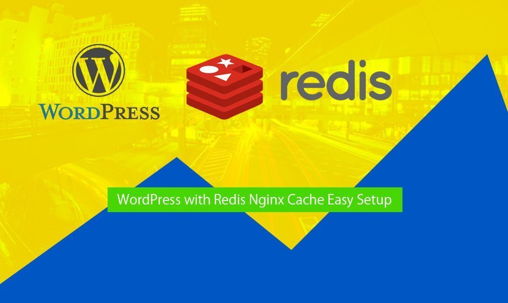 WordPress with Redis Nginx Level Caching Easy Setup