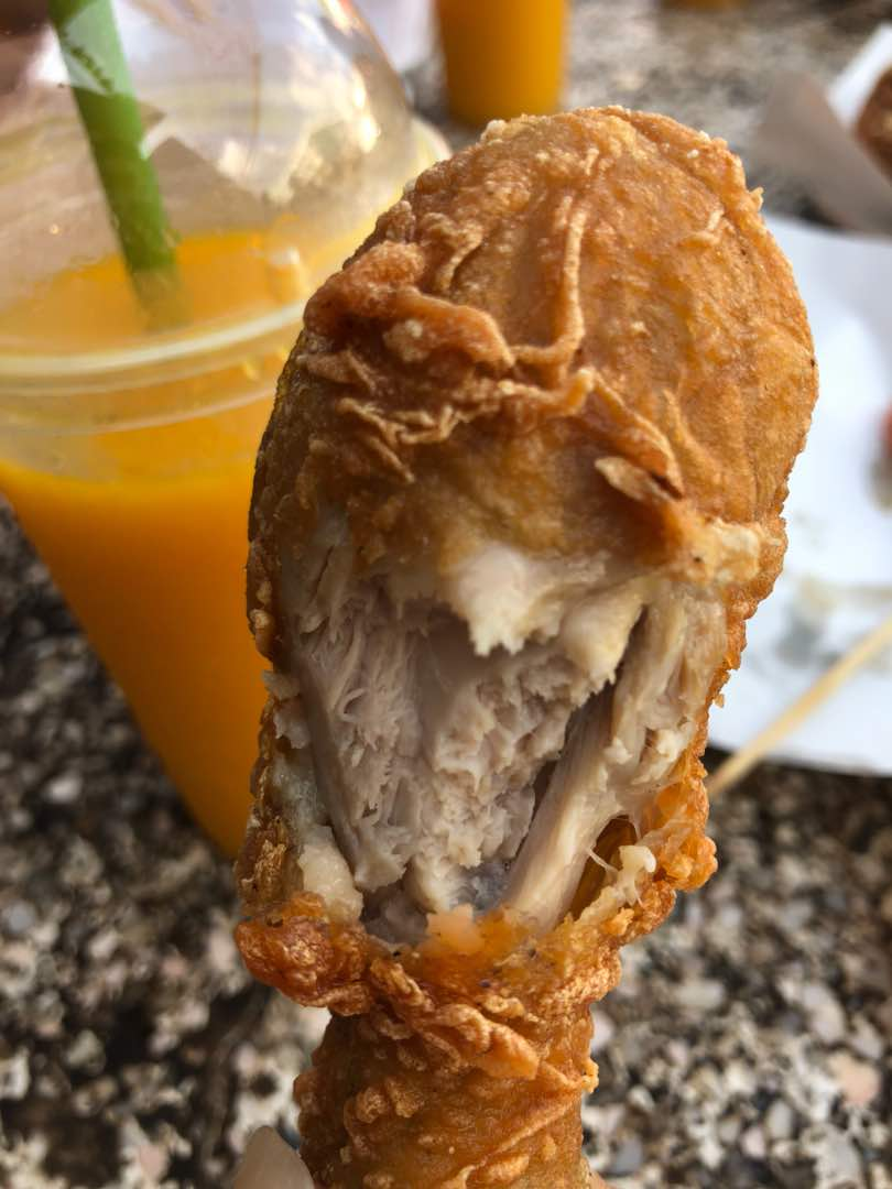 Patong Food Court Fried Chicken