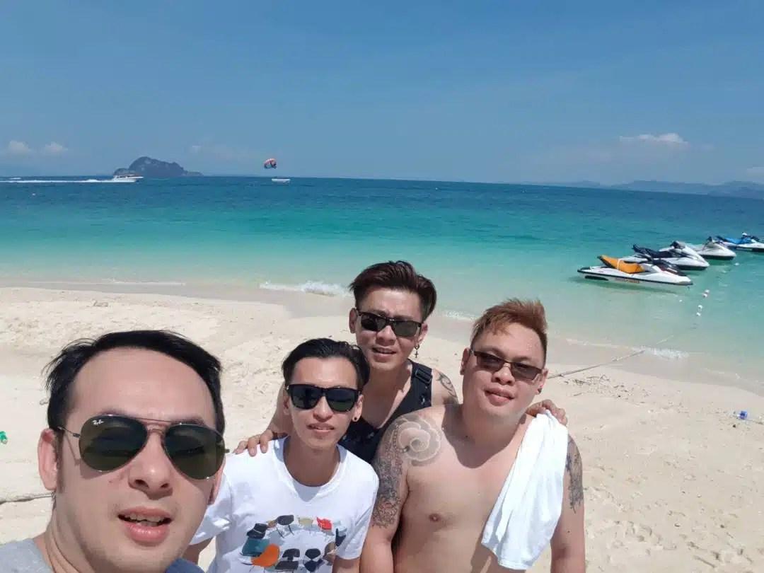 Phi Phi Photo Selfie