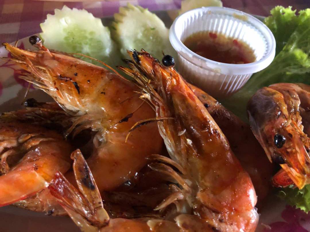 Prawn - Seafood Patong