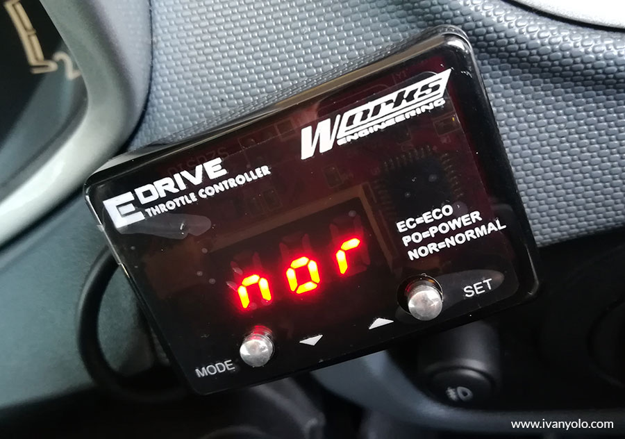 Works Engineering Electronic Throttle Controller Review