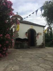 Church in Pallini Beach Hotel