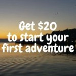 Get $20 off your first travel adventures on Airbnb. Great way to see the world on a budget-friendly travel.