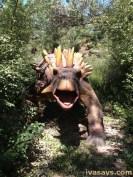 Field Station Park: Ankylosaurus