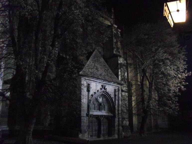 Black Church Fekete Templom in Brasov, Romania