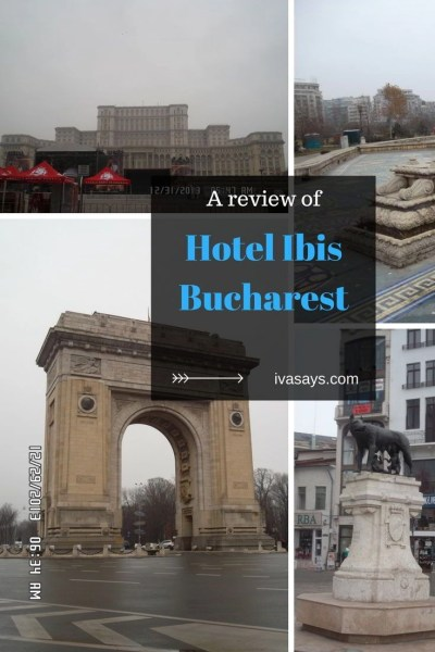 Visiting and staying at the  Hotel ibis Bucharest Gare De Nord when in Bucharest, Romania