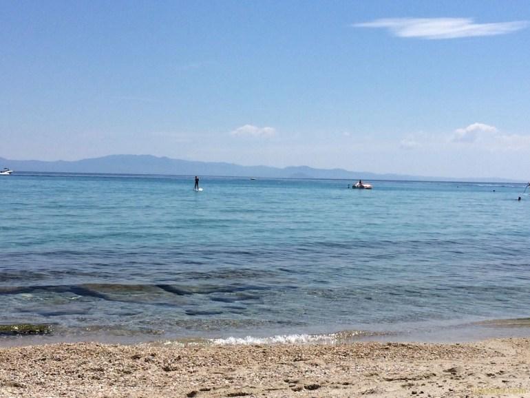Beaches in Halkidiki - Pallini Beach