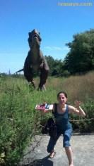 Field Station Park: T-Rex