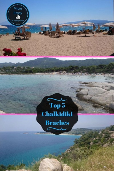 Top 5 Beaches in Chalkidiki Greece - Iva Says