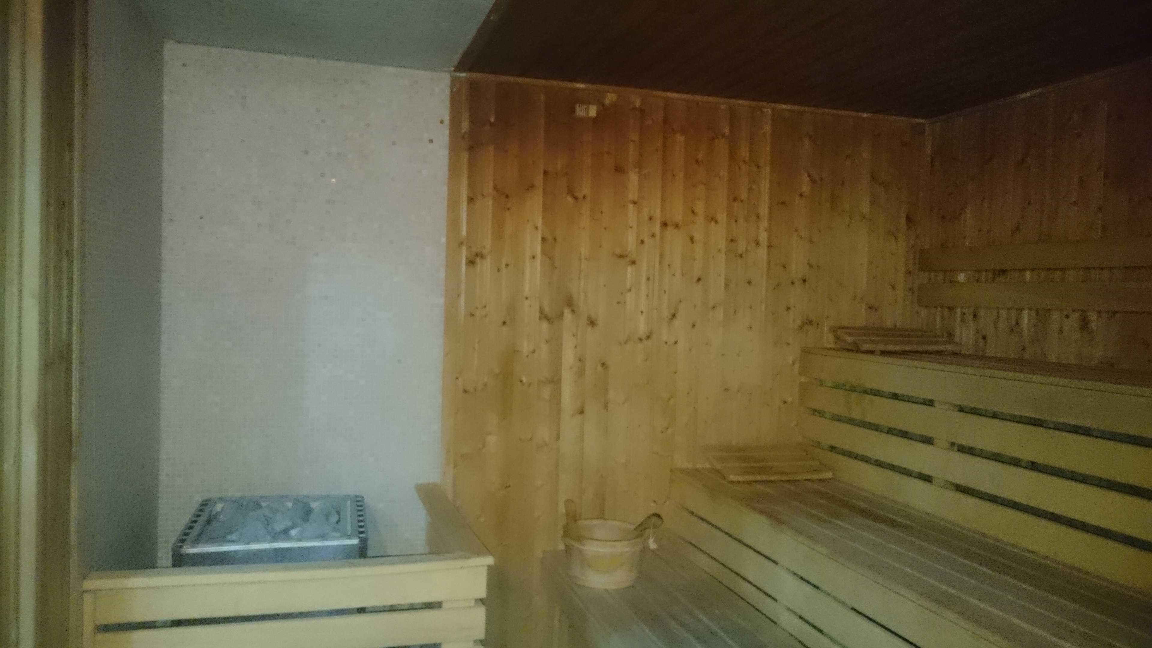 The Swedish Sauna in Interhotel Sandanski