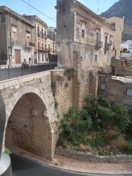 Bridge at Balestrate