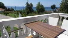 Balcony - Hotel Paraktio Review