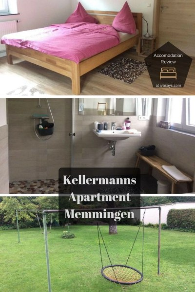 A lovely and affordable accommodation in Memmingen, Germany, where guests get free parking and excellent Wi-Fi - Iva Says