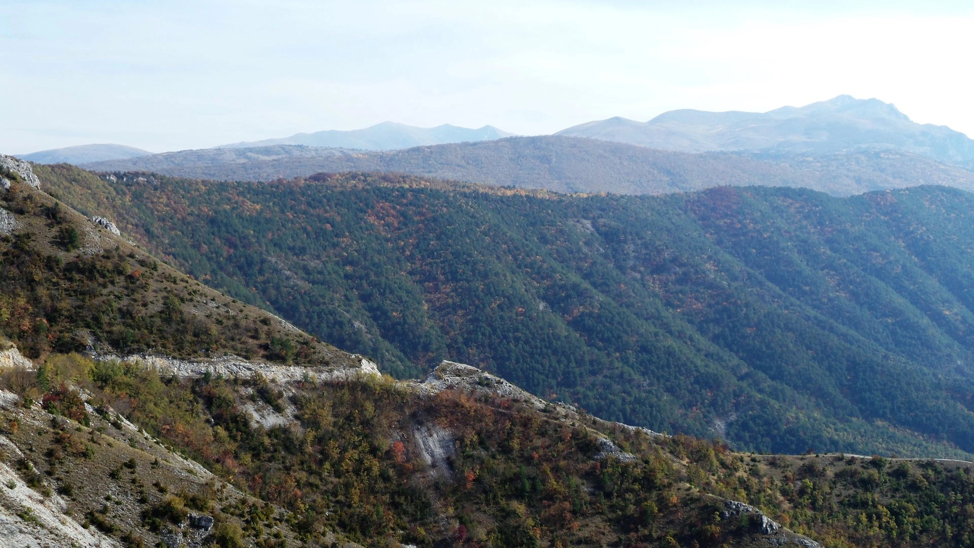 Stunning nature at Kozjak