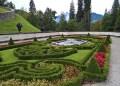 The east garden at linderhof