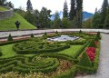 The east garden at linderhof