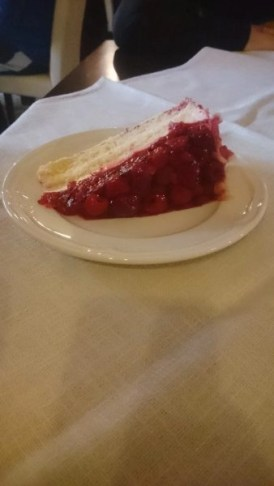 Tasty Germany: Raspberry Cake