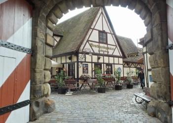 Visit for Free Handwerkerhof Nuremberg
