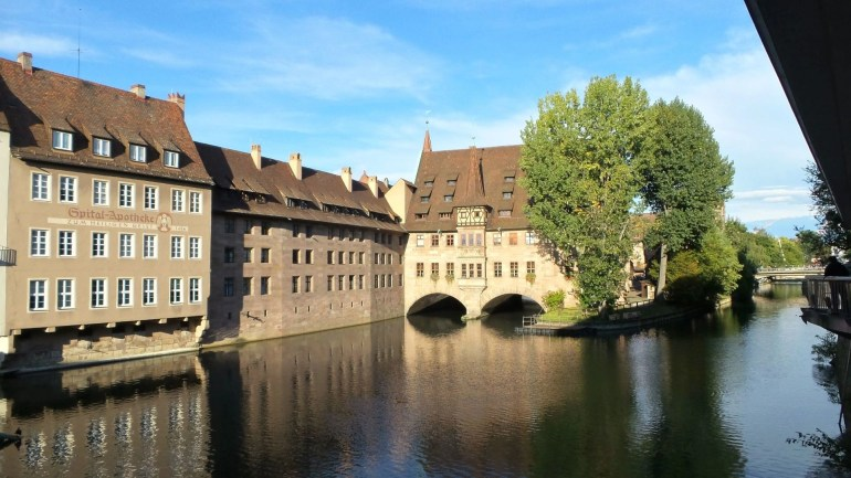 Heilig-Geist-Spital in Nuremberg