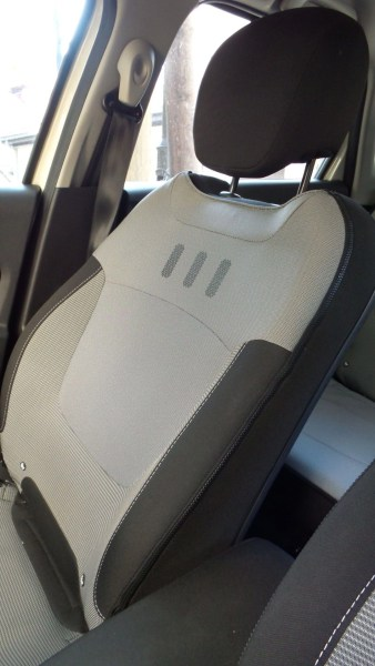Seat Covers in Captur Renault