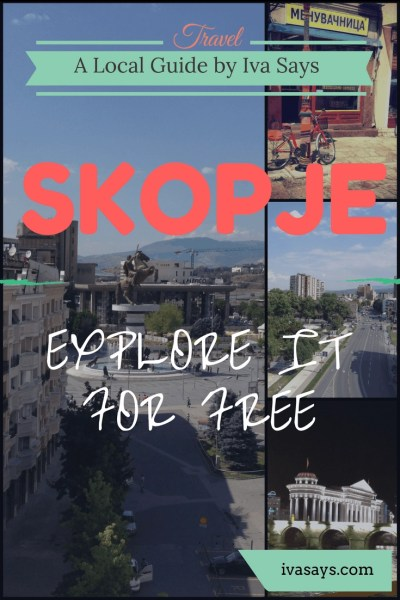 Visit places in Skopje for free and enjoy a budget-friendly adventure.