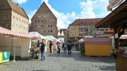 The Christmas Market and Altstadt Festival in Nuremberg