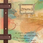 A Travel Journal for the Writer - Valentine's Day Gift Guide for Travelers