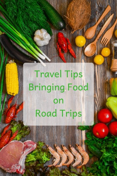Bringing Food on Road Trips. Should you pack food on your next road trip or purchase groceries at the local supermarket at the destination of your vacation. Read about which one is better and why.