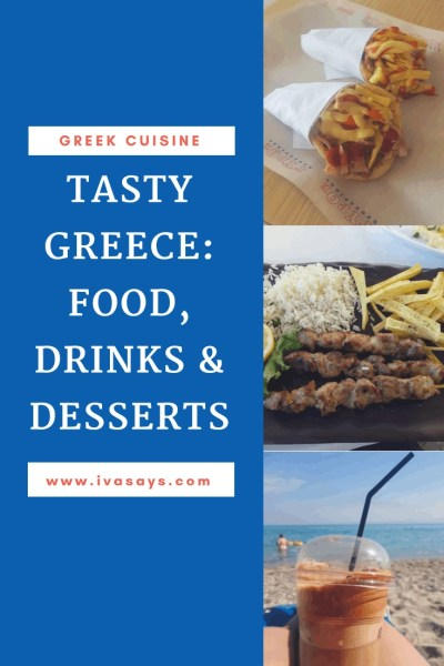 Traveling around the world is not only about seeing amazing beautiful destinations, but also to mingle with locals and trying the local cuisine. Greece has very specific dishes local to its country. Here is a list of great Greek dishes to try when in Greece, as well as several Greek drinks like Mythos and Ouzo.