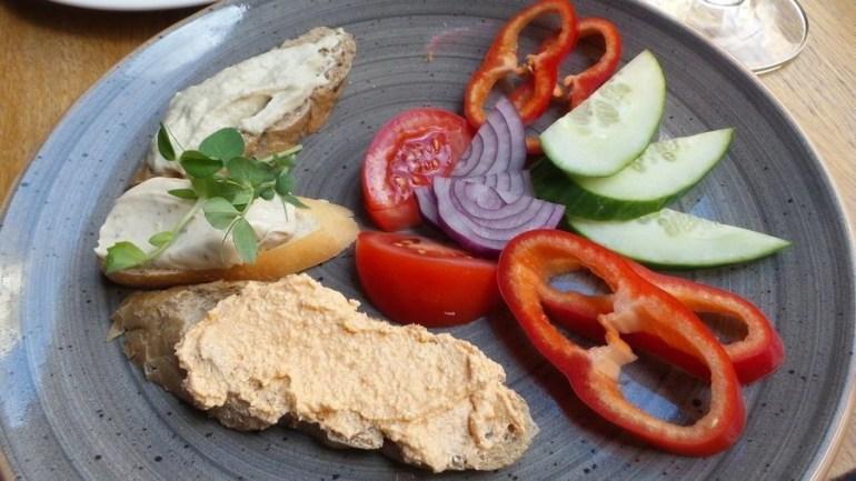 Tapas to try on the Trendy Budapest food tour through bitemojo.