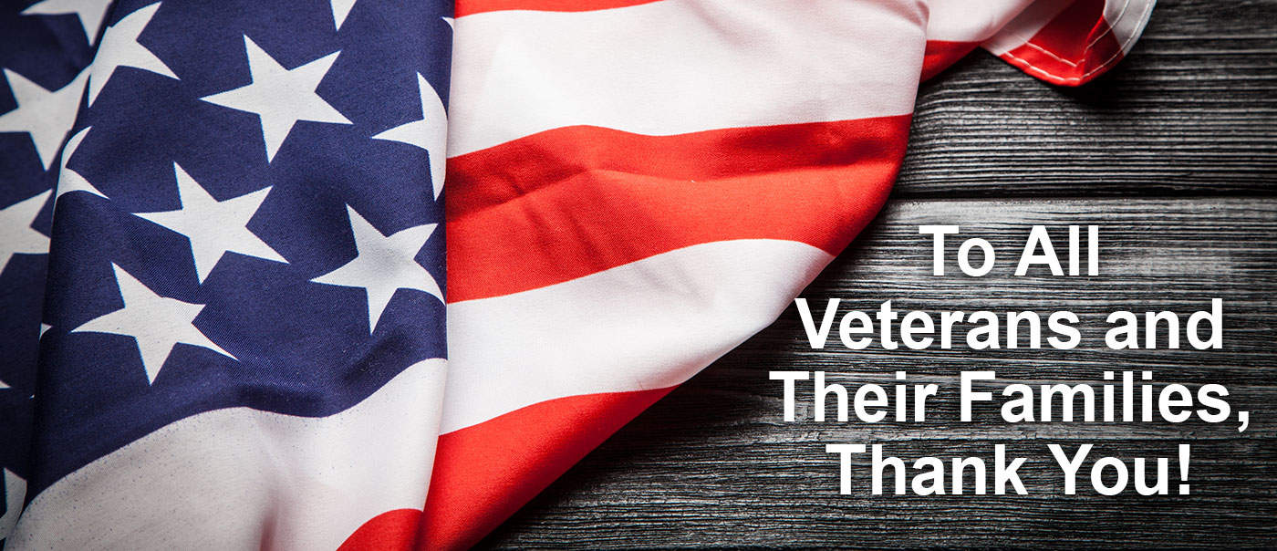 IVC Technologies Thank You Veterans - Home