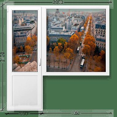 Балконный блок Иваново