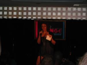 Live Show Host Jenn Dodd on July 24th show