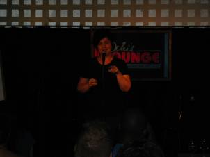 "Stand Up, Sharon ""Mama"" Spell, at the July 24th, 2010 Show"
