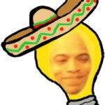 Mexican Light Bulb