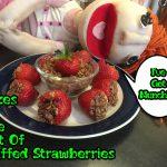 Stuffed Strawberry 1