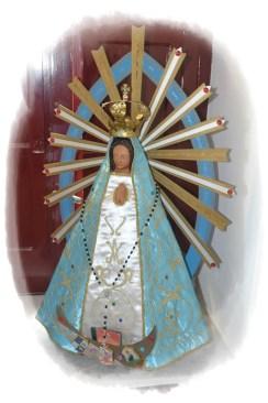 Το Ροδάριο που δωρίθηκε από τον Πάπα Φραγκίσκο
