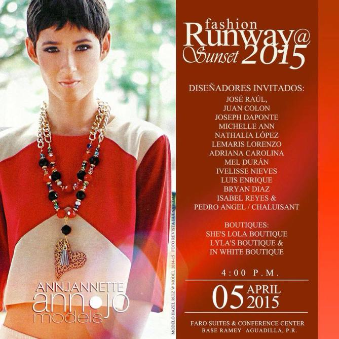 Fashion Runway @ Sunset 2015