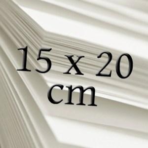 15x20 cm