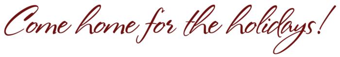 Ives Christmas Banner