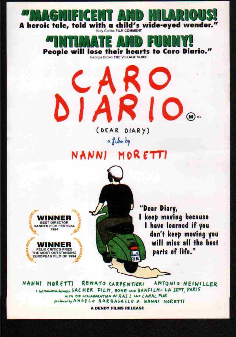 CARO DIARO-movie-poster-ivespa