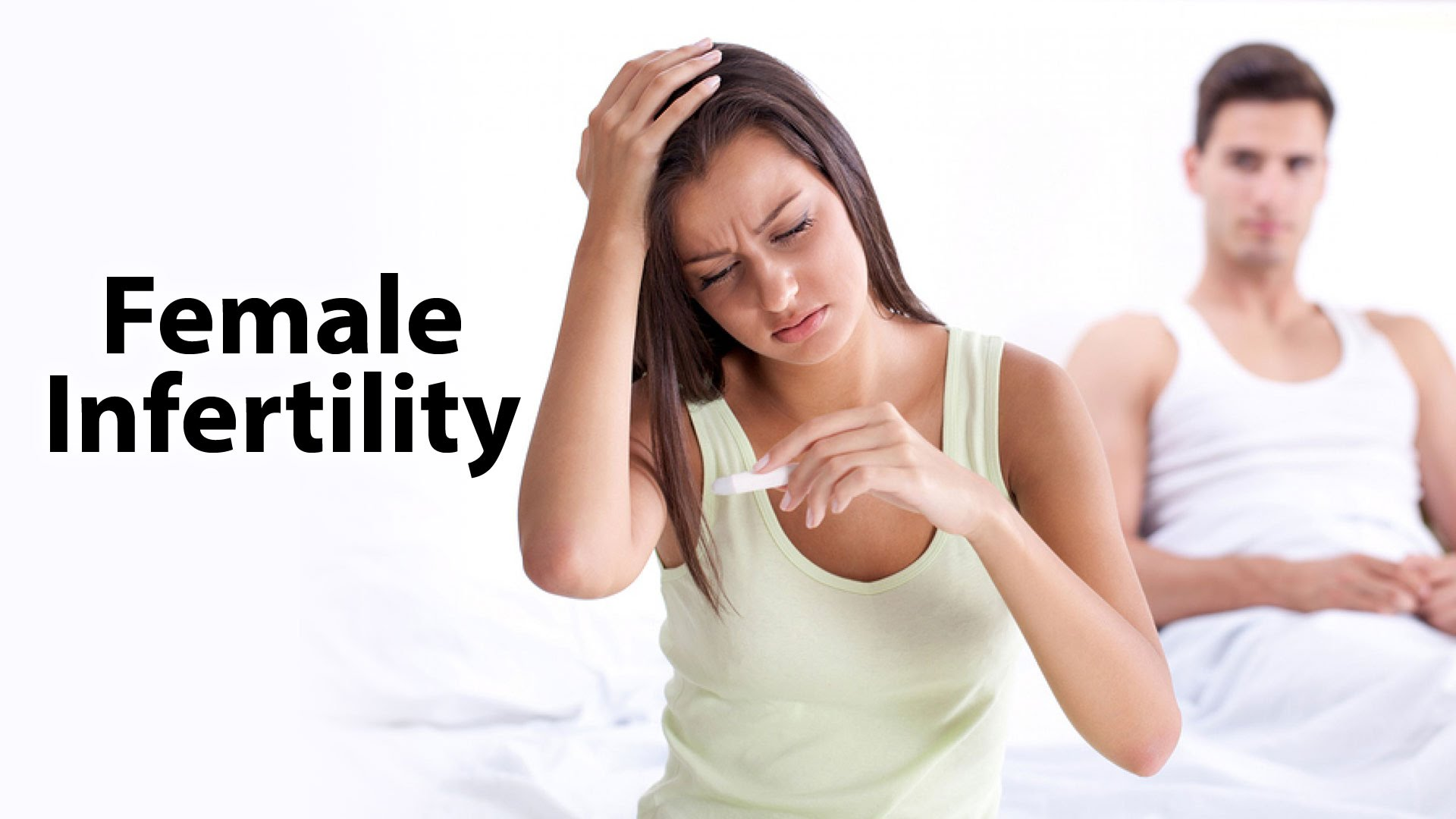 Most common causes of female infertility