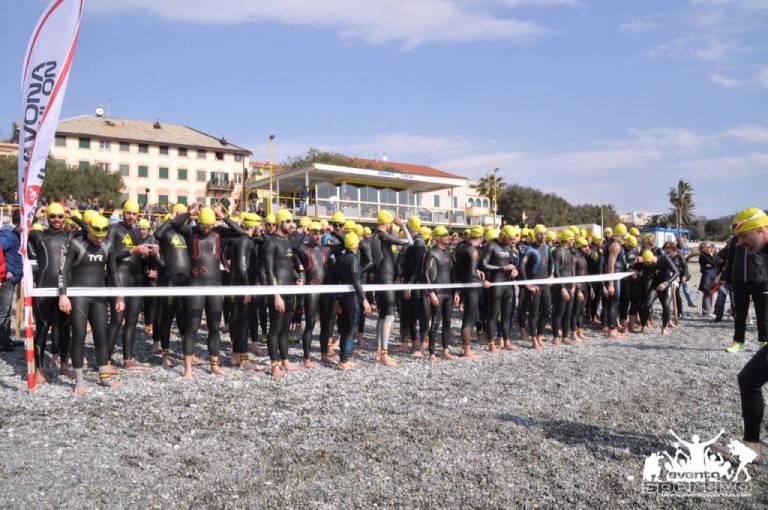swim & run albisola swim&run
