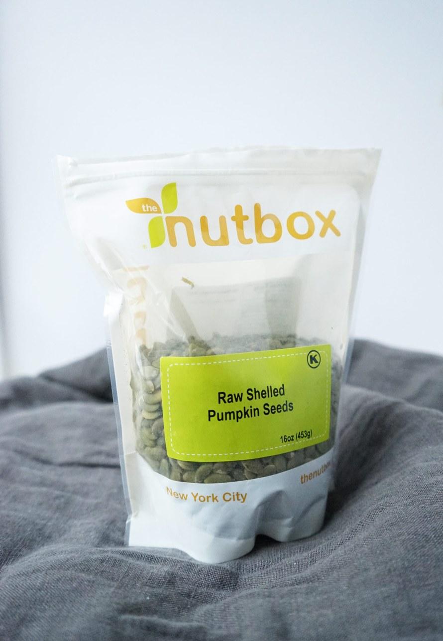 The NutBox Pumpkin Seeds NY