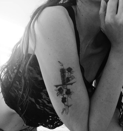 tattoo ace of spades