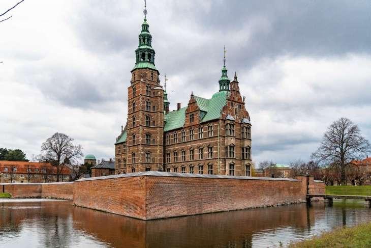 Rosemborg Slot, il castello fatto costruire come residenza estiva da Cristian IV